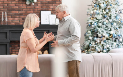 The Holiday Stress Mess and Your Health